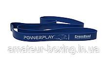 Гума для тренувань PowerPlay 4115 Blue(20-45kg)