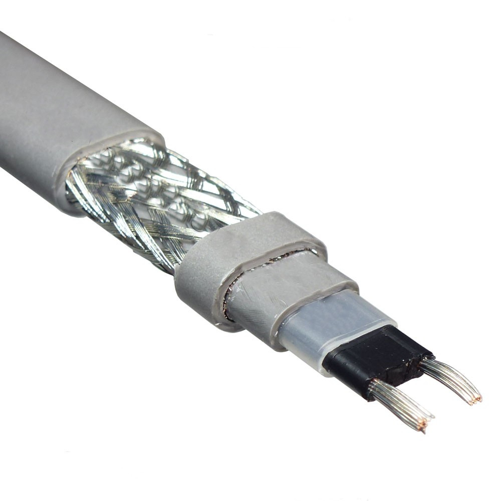 Саморегулюючий нагрівальний кабель (10С) екран TGSLL16-2CR