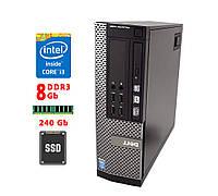 Системный блок Dell Optiplex 9020 SFF (Core I5-4570/DDR3 8Gb/SSD 240Gb)