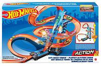 Трек Hot Wheels Action Хмарочос (GJM76)
