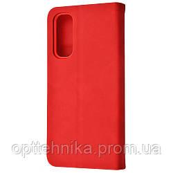 WAVE Flip Case Realme 7 red