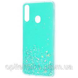 WAVE Confetti Case (TPU) Samsung Galaxy A20s (A207F) дизайн_№2