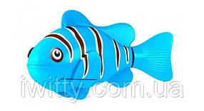 Рыбка Робот на батарейках RoboFish (Синяя), фото 2