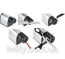 Электрическая точилка для ножей от сети 2 в 1 Sharpener Electric, фото 3