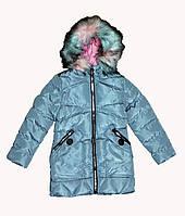 Зимние куртки для девочки Венгрия