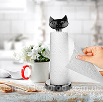 """Держатель для бумажных полотенец - 35 см """"Cat"""" Турция , Titiz plastik"""