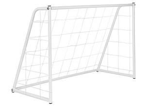 Ворота футбольні з сіткою SECO 180х120х65 см