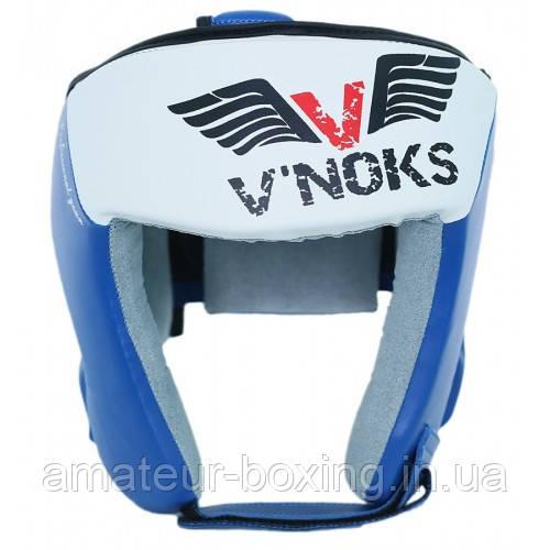 Боксерский шлем V`Noks Lotta Blue S