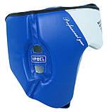 Боксерский шлем V`Noks Lotta Blue S, фото 4