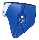 Боксерский шлем V`Noks Lotta Blue S, фото 5