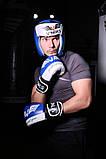 Боксерский шлем V`Noks Lotta Blue S, фото 9