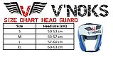 Боксерский шлем V`Noks Lotta Blue S, фото 10