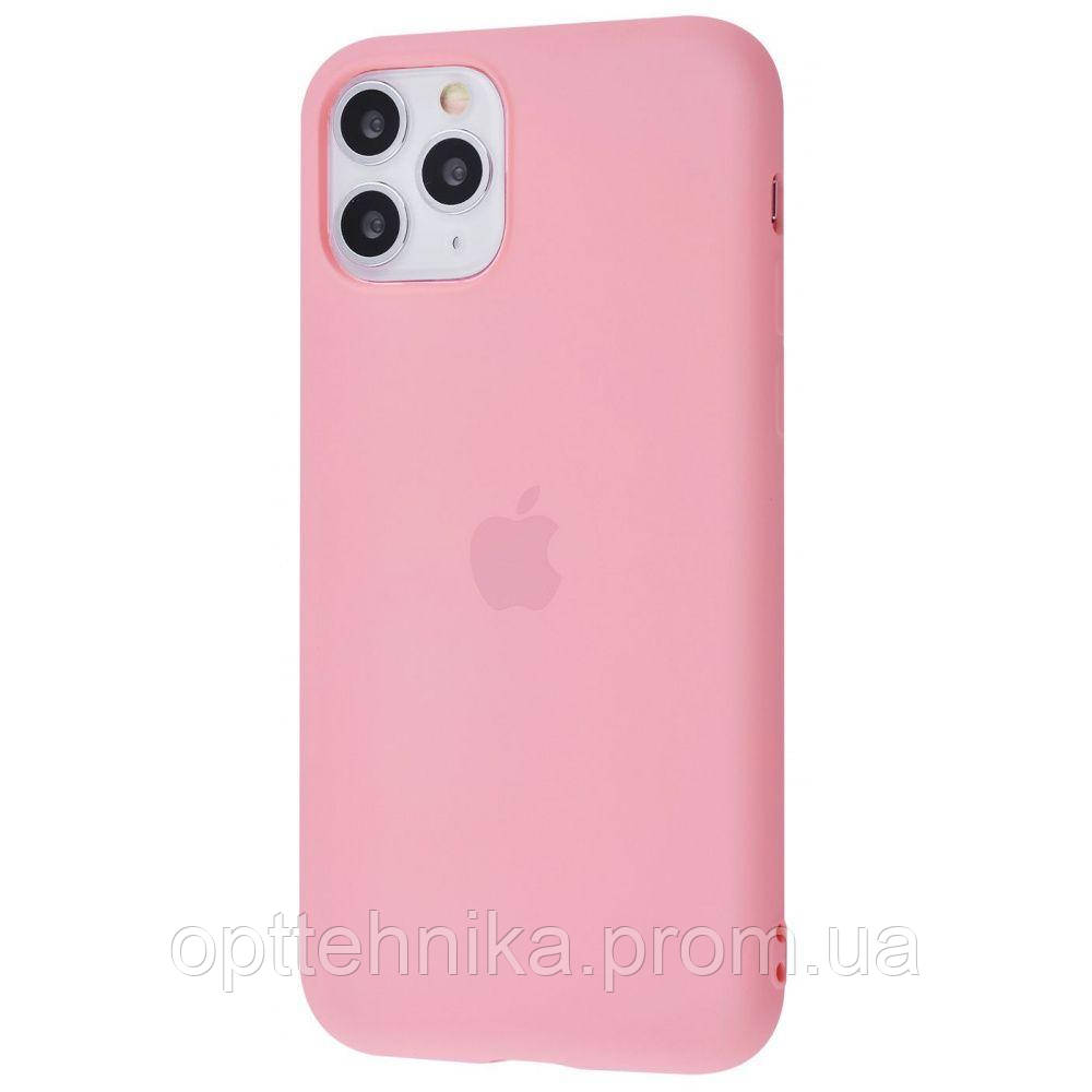 Silicone Cover 360 (TPU) iPhone 11 Pro pink