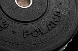 Бамперный диск Rekord 25 кг (BP-25), фото 3