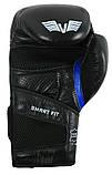 Боксерские перчатки V`Noks Futuro Tec 10 ун., фото 7