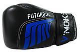 Боксерские перчатки V`Noks Futuro Tec 10 ун., фото 10