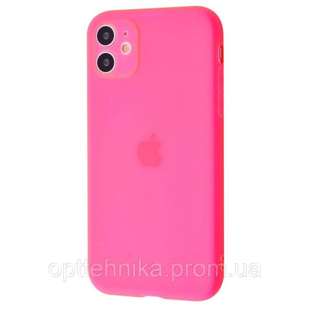 Acid Color Case (TPU) iPhone 11 pink