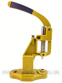 Пресс ручной для установки фурнитуры Турецкий М-001 цвет Горчичный