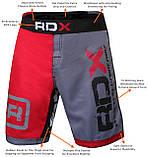 Шорты MMA RDX X2 Grey 4XL, фото 4
