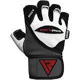 Перчатки для зала RDX Pro Lift Gel XL, фото 7