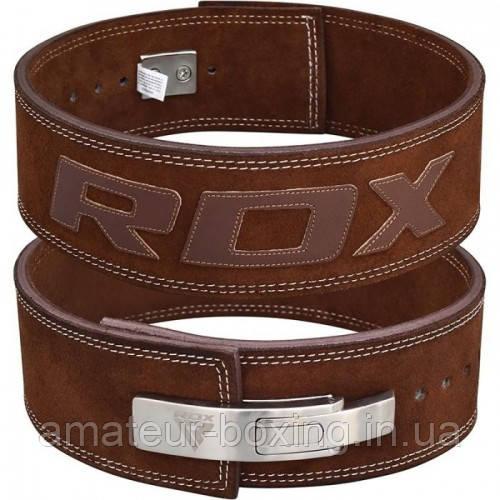 Пояс для тяжелой атлетики RDX Elite XL