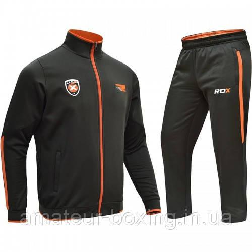 Спортивный костюм RDX Zip Up L
