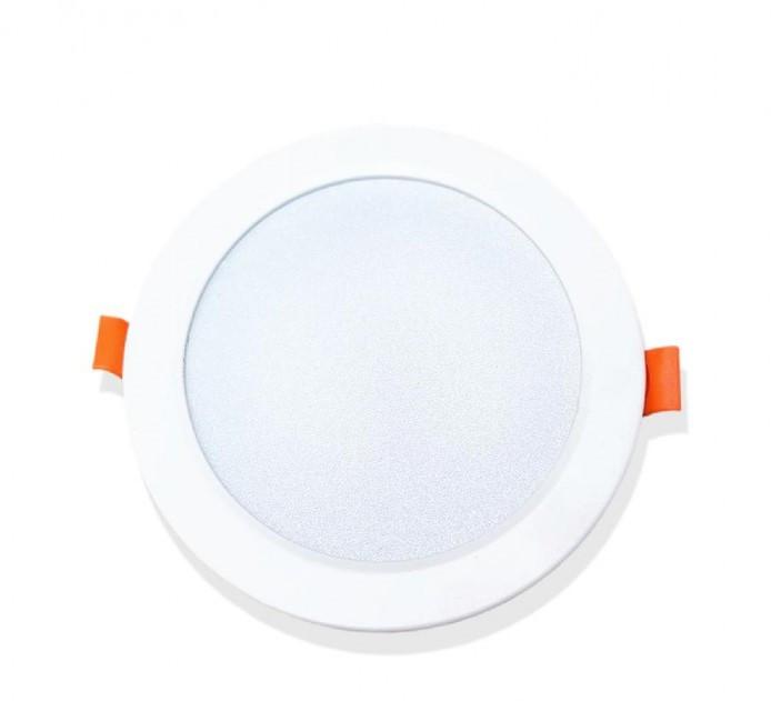 Светильник светодиодный встраиваемый ЕВРОСВЕТ PLAIN-9R 9Вт 6400К (000041062)