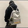 Молодіжний рюкзак з брелоком Жаби, фото 5