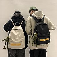 Молодежный рюкзак с брелком Лягушки