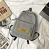 Молодіжний рюкзак з брелоком Жаби, фото 3