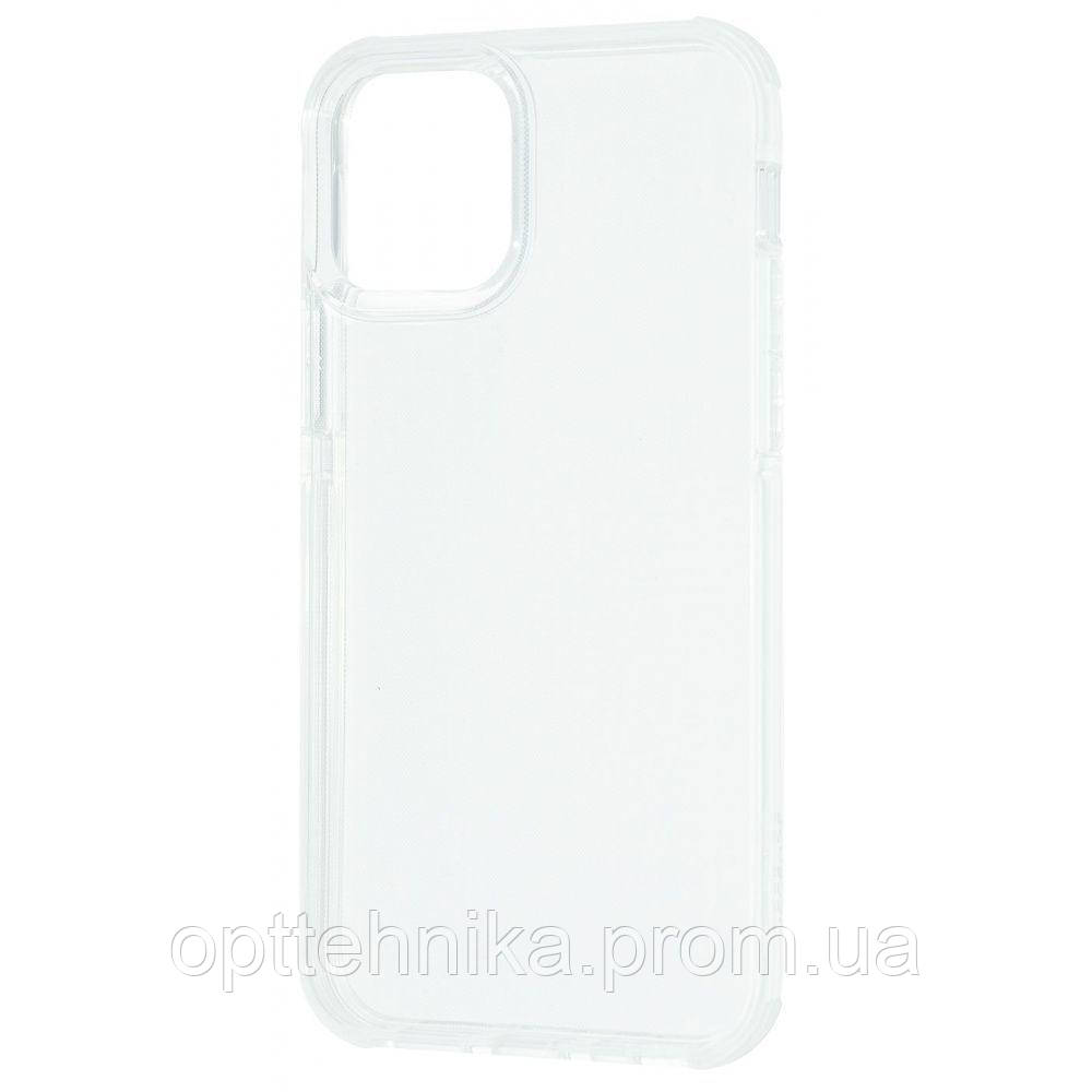 Defense Clear Series (TPU) iPhone 12 mini transparent