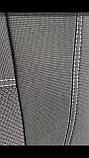 Чохли LADA GRANTA sedan 5 підголовників 2011р з/сп закр тил;цельн;airbag Nikа, фото 10