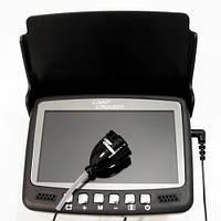 """Подводная камера для рыбалки CARP CRUISER СC4-HBS-LC с переключением подсветки 4.3"""" монитор, шнур15 м, фото 1"""