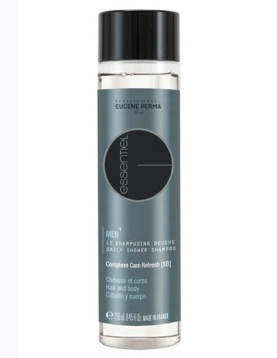 Шампунь-гель для душа Eugene Perma Essentiel Men Daily Shower Shampoo для мужчин 250 мл