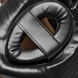 Боксерский шлем Leone Training Black M, фото 6