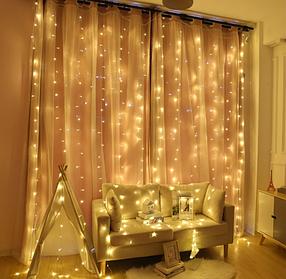 Декоративне освітлення, LED свічки, гірлянди