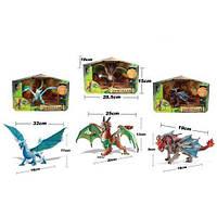 Динозавр 493 в коробке