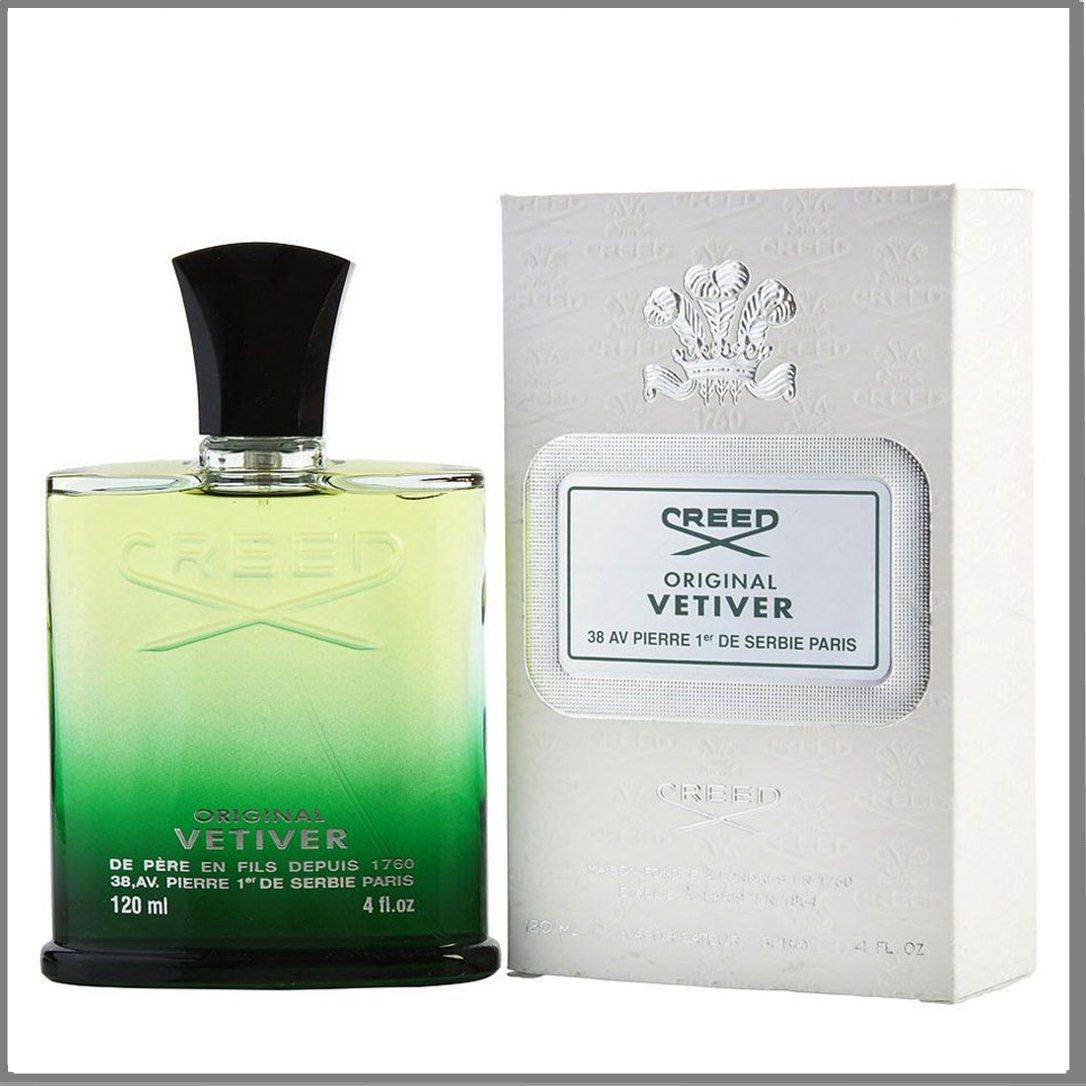 Creed Original Vetiver парфюмированная вода 120 ml. (Крид Оригинал Ветивер)