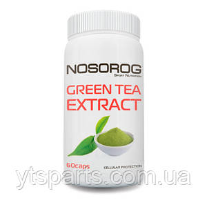 Nosorog Green Tea Extract, 60 капсул