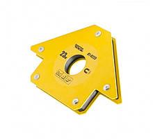 Магнит для сварки Mastertool 23 кг 45°/90°/135° (81-0223)