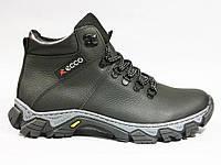 Мужские зимние ботинки кроссовки прошиты проклеены, ЧОЛОВІЧІ ЗИМОВІ КРОСІВКИ черевики