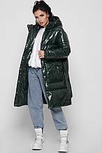 Стильна жіноча зимова куртка LS-8884, р-ри 44,48,50