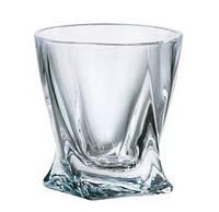 Стаканы Для Виски Bohemia Quadro 340Мл-2Шт  B2K936-99A44