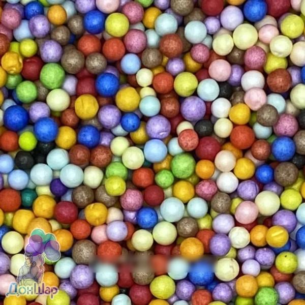 Пенопластовые шарики 250 мл Мега Микс