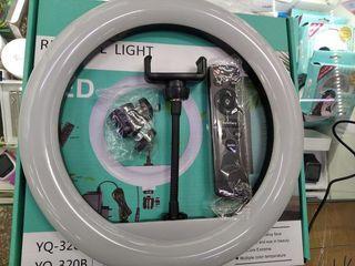 Koльцевaя светoдиодная лампа 30 см ring fill light