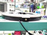 Koльцевaя светoдиодная лампа 30 см ring fill light, фото 2
