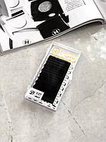 Ресницы Gold МИКС ДЛИН C 0.07 (7-14 мм) черные (Sculptor Lash)