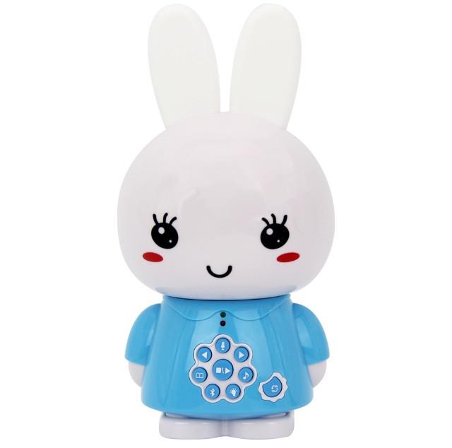 Іграшка-нічник Alilo G6x Великий зайчик Блакитний (Alilo G6x)
