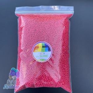 Пенопластовые шарики 250 мл Малиновый Цвет