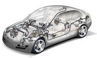 Электрические системы автомобиля